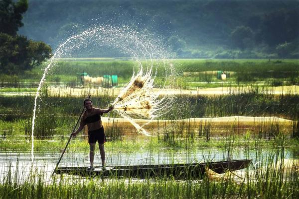 Nghệ sĩ miền sông nước