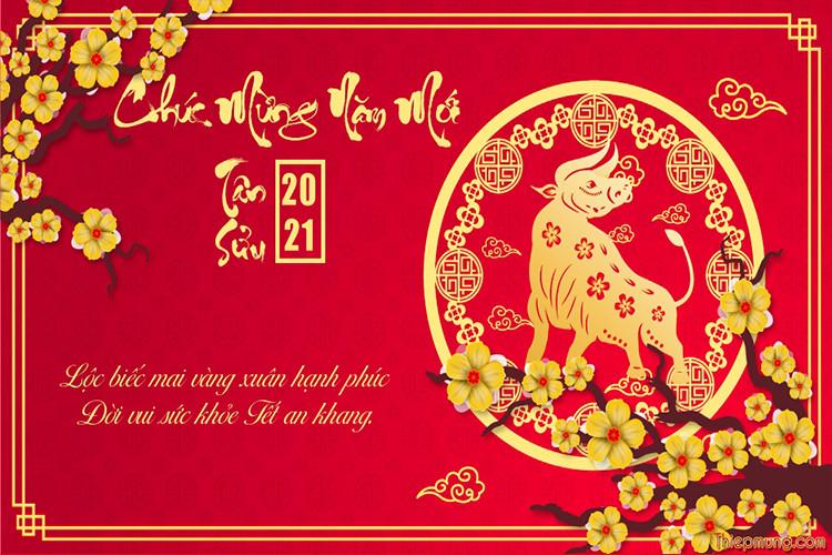 CÔNG TY CAO SU NHỰA HUY HOÀNG MINH thông báo LỊCH NGHỈ TẾT NGUYÊN ĐÁN TÂN SỬU 2021