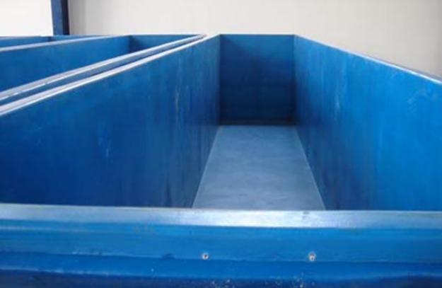 Thùng chứa thủy sản (Composite )
