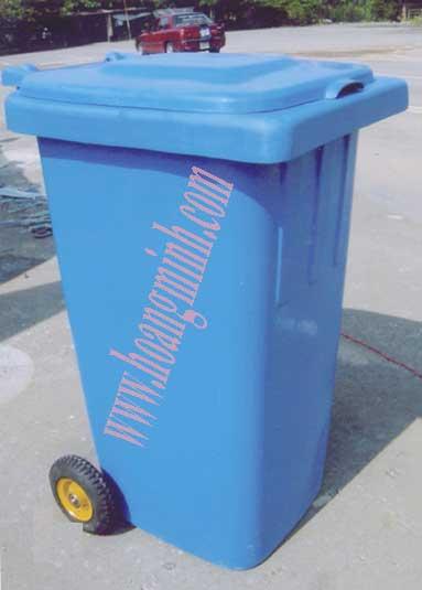 Thùng đựng rác 240l - COMPOSITE