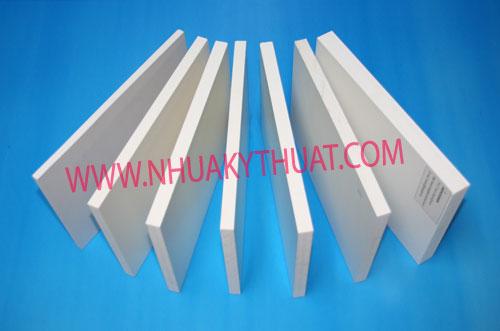 Nhựa PVC tấm